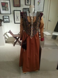 This dress has been seen in many places, from 15th century England to16th century Venice.